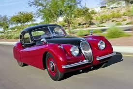 jaguar xk fhc motor news 1951 1954 jaguar xk120 fhc