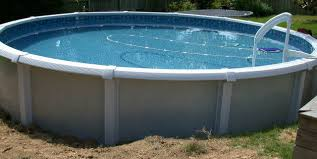 round above ground swimming pools. Perfect Round 21u0027 Supreme With Wedding Cake Steps Throughout Round Above Ground Swimming Pools