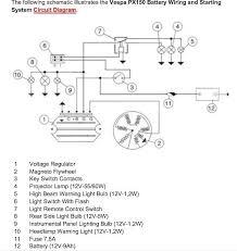 modern vespa will this wiring diagram work modern auto wiring 1963 vespa wiring diagram 1963 home wiring diagrams on modern vespa will this wiring diagram work