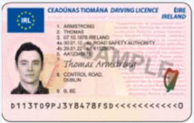 You Need But Public Can Driving A Card Services Online Now Renewed - Licences Be Irish