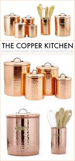 Kitchen Accessory Copper Kitchen Decor Guide The 36th Avenue