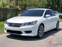 honda accord 2014 white. Unique Honda 2014 Honda Accord Sport 4dr Sedan CVT  Orlando FL And White 2