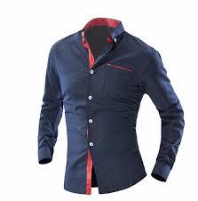 Pattern Shirts Cool Mens Casual Polka Dot Pattern Shirts Creative India Exports
