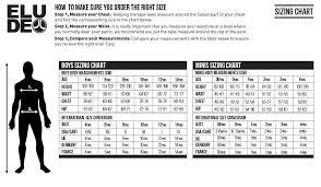 Ski Gear Size Chart Size Charts Elude Outerwear Australia Snow Gear Ski Gear