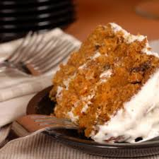 Desserts Scotts Carrot Cake With Cream Cheese Frosting Recipe