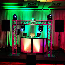 diy lighting truss. #wedding #DJ #truss Setup. Great Place To Hang Lights. Http://trusst.com/applications/ Diy Lighting Truss S