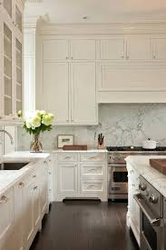 backsplash white cabinets gallery of kitchen ideas with white cabinets white brick backsplash dark cabinets
