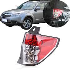 2009 Subaru Forester Brake Warning Light Capqx 1pair Rear Brake Light Tail Light Stop Light Tail Lamp