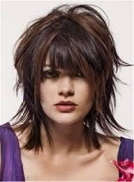 前髪のキャップレスで魅力的なまっすぐなレイヤード散髪合成髪型は12