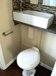 toilets for tiny houses. Small Bathroom Toilets And Sinks Super Easy To Build Tiny House Plans Toilet Sink For Houses