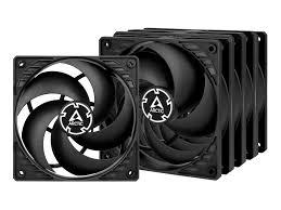 <b>Вентилятор Arctic</b> P12 <b>Value</b> Pack Black PWM PST - Агрономоff