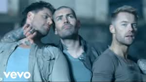 Light Up The Night Lyrics Boyzone Boyzone Love Is A Hurricane Official Video