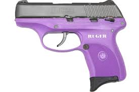 lc9 9mm purple pistol lady lilac