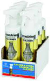 crystal and fixture cleaner at menards