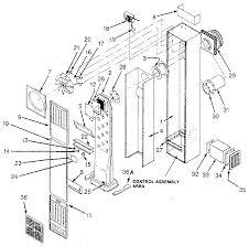 similiar williams wall furnace parts diagram keywords williams wall furnace cabinet and body assembly parts model 550dvx r