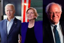 Democratic Candidate Comparison Chart 2020 Democratic Candidates Where Do They Stand On Key