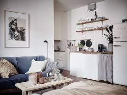40 Briliant Blue Studio Apartment Decor Ideas On A Budget TRENDYHOMY Enchanting Apartment Decor On A Budget