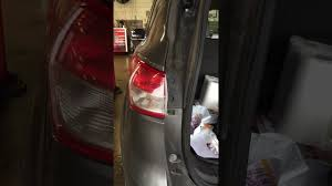 Change Brake Light 2014 Ford Escape Ford Escape Tail Light Replace