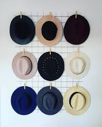 Hat storage by Linda H. More