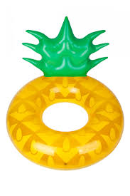 pool ring clipart. Beautiful Ring Pineapple Pool Float  Ring On Clipart O