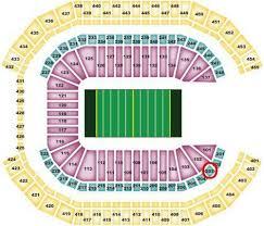 Arizona Cardinals Stadium Seating Chart