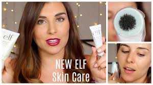 elf new beauty shield skin care review demos bailey b