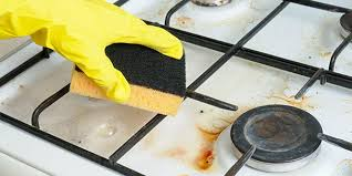 cleaning your stovetop