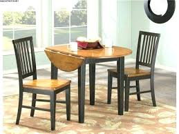 small round table with chairs small round dining table 2 chairs and two has to make small round table
