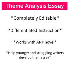 essay writing help theme analysis essay use any reading  essay writing help theme analysis essay use any reading assignment