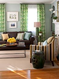 living room colors with brown couch. Nature\u0027s Hue Living Room Colors With Brown Couch