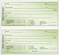 House Rental Receipt Formats 11 Free Printable Word