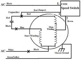 electric motor switch wiring diagram the wiring diagram 2 speed fan motor wiring diagram nilza wiring diagram