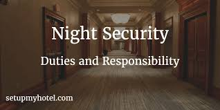 security officer duties and responsibilities night security night loss prevention officer duties and