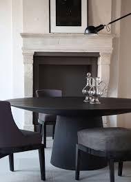 40 best black dining table ideas images on black dining black round dining room table