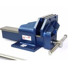 OREGON NEW HYDRAULIC ASSIST VISE  BENCH CHAIN GRINDER Will Hydraulic Bench Vise