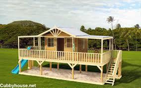 Mesmerizing 15 Cubby House Plans For Sale Queenslander Australian