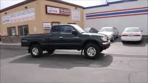 2000 Toyota Tacoma SR5 TRD Off-Road Locking Rear Differential ...
