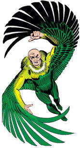 vulture marvel ics