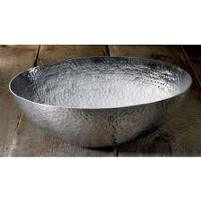 Large Silver Decorative Bowl Silver Serving Bowls For Less Overstock 14