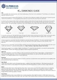 Diamond Color Chart Pdf Format E Database Org