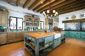 Mexican-kitchen-decor-classic-style-Awesome