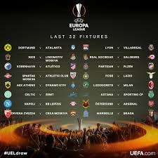 in the uefa champions league this year and they will lock horns with sevilla fc spain in the round of 16 of this professional football competition