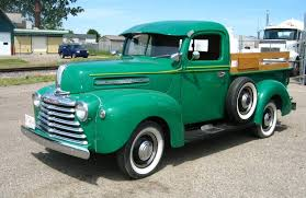 1947 Cars - Sentimental Journey To The 50's A Trip Back In Time