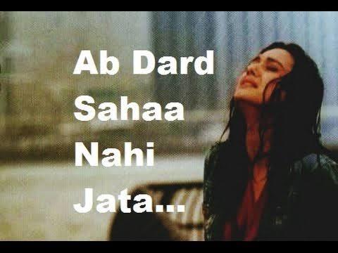 shero shayari in urdu dard bhari