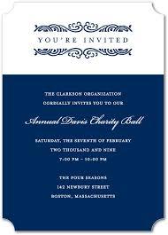 Corporate Invitation Card Format Corporate Event Invitation Sample Magdalene Project Org