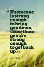 Stronger Quotes Impressive The 48 Best Stay Strong Quotes