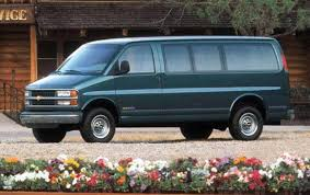 1999 Chevrolet Express - Information and photos - ZombieDrive