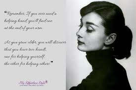 Audrey Hepburn Beauty Tips Quote Best of Beauty Tips Archives My Effortless Style