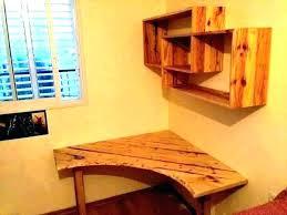corner desk plans.  Corner Corner Floating Desk With Drawers  Plans Build A   Inside Corner Desk Plans R
