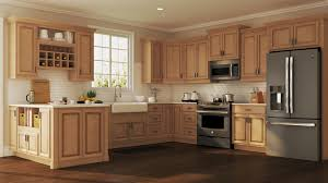 hampton medium oak coordinating cabinet hardware kitchen the home depot